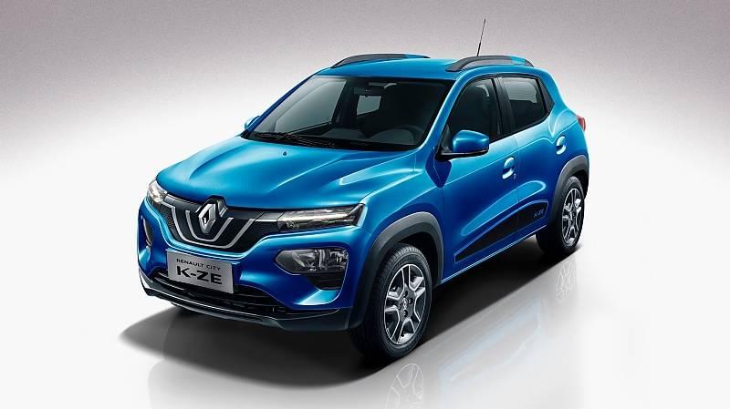 Zunächst wird der Renault City K-ZE in China erscheinen, erst später in Europa