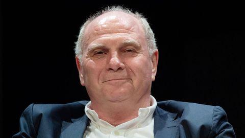 """Uli Hoeneß: """"Ich hatte immer eine besondere Beziehung zur wirtschaftlichen Seite des Fußballs"""""""