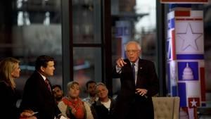 Bernie Sanders Town Hall