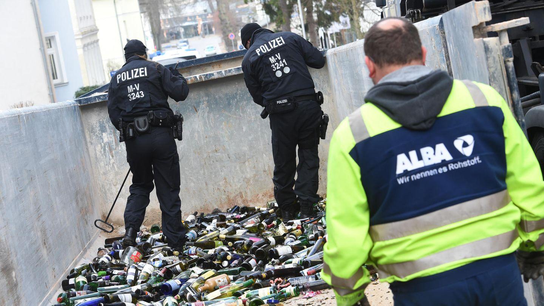 Polizei sucht auf Usedom nach der Tatwaffe im Fall Maria K.