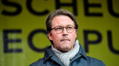 """Das ist Quatsch"": Andreas Scheuer weist Kritik an seiner Politik zurück"