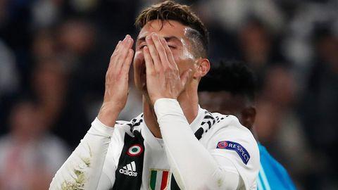Zum ersten Mal seit 2015 wird Cristiano Ronaldo die Champions League nicht gewinnen.