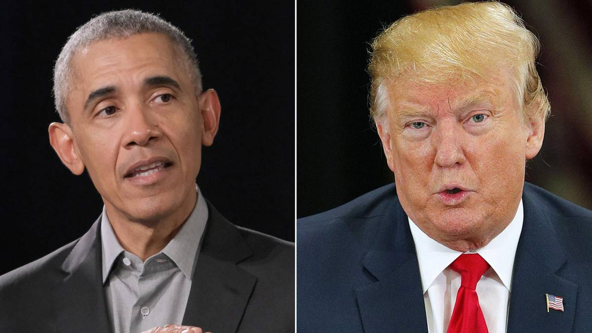 Obama bringt Trump mit Tweet zur US-Wirtschaft auf die Palme