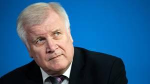 Horst Seehoferhat seinen Gesetzentwurf zu schärferen Abschieberegelungenim Bundeskabinett durchgesetzt