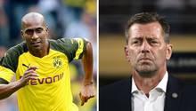 Otto Addo und Michael Skibbe sollen den BVB-Nachwuchs übernehmen