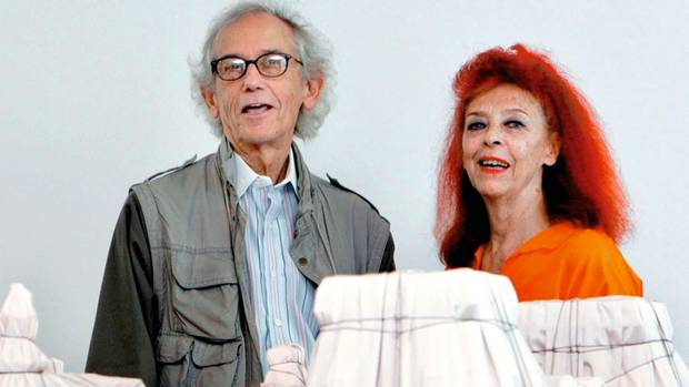 Sie waren 51 Jahre lang ein Paar: Christo und Jeanne-Claude (1935–2009)
