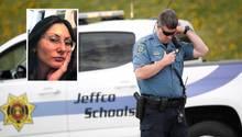 Die Polizei fahndet nach einer18-Jährigen, die Drohungen gegen die Highschoolsausgesprochen haben soll.