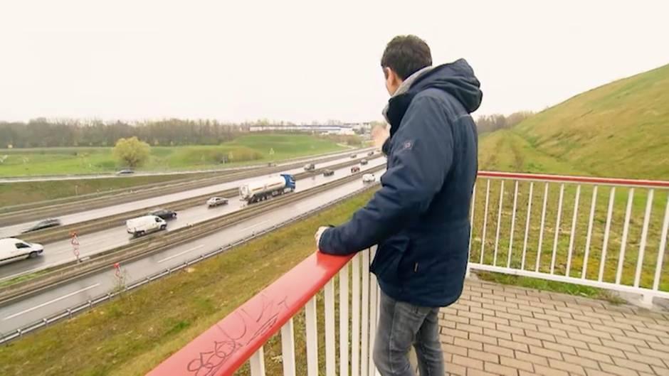 Steuergeldverschwendung in Deutschland: Dieser hässliche und überflüssige Blick auf die Autobahn kostet uns 58.000 Euro