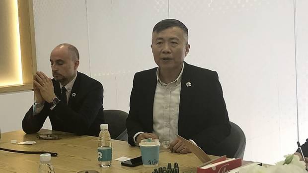 Jack Cheng - Vice President Nio