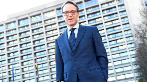 Jens Weidmann, Bundesbank-Chef