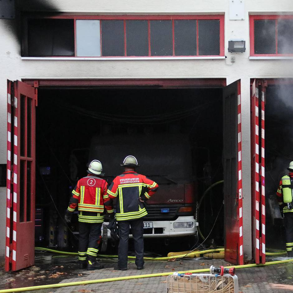 Festgefahrene Situation: Sicherheitsrisiko in Saarbrücken? Darum ist fast die Hälfte aller Feuerwehrleute krank
