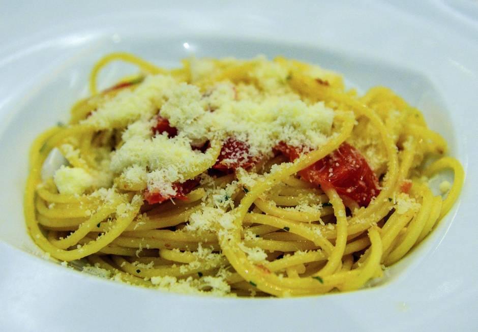 Miracoli auf Sparkurs - kein Parmesan, weniger Tomatensauce