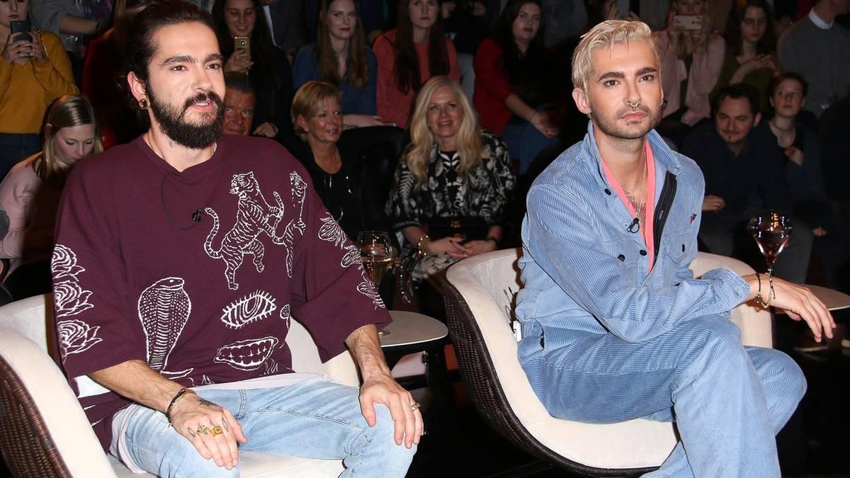 Leute von heute: Keine Suite für Kaulitz: So tarnen sich Tom und Bill im Hotel