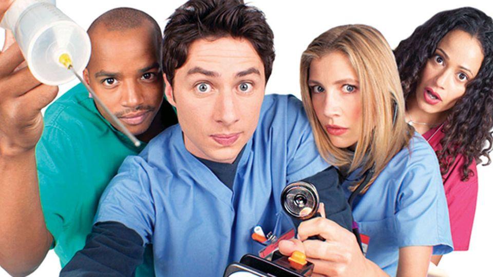2000er Serien haben mittlerweile Kultstatus und lassen uns in Nostalgie schwelgen