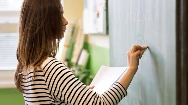 Eine Lehrerin ist wegen eines Aktfotos kein Vorbild, befindet der Schulbezirk(Symbolfoto)
