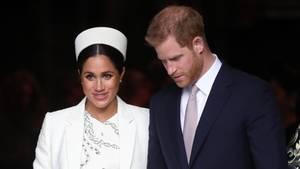 Meghan Markle und Prinz Harry könnten jeden Augenblick Eltern werden