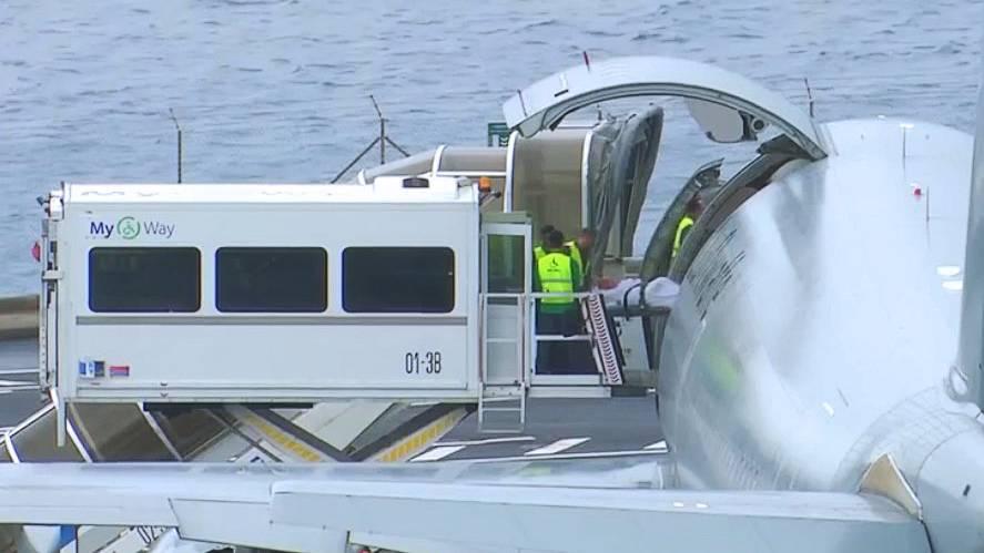 Abreise in Spezialflugzeug: Nach Busunglück auf Madeira: Luftwaffen-Maschine bringt deutsche Touristen nach Hause