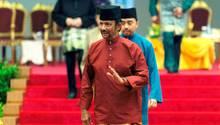"""Brunei fordert """"Toleranz, Respekt und Verständnis"""" für Steinigungen Homosexueller"""