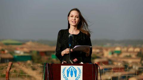 Angelina Jolie und Heiko Maas kämpfen gegen sexuelle Gewalt in Kriegsgebieten
