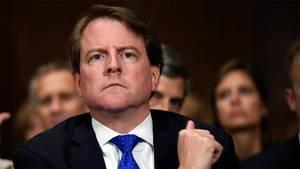 Justizausschuss lädt Donald Trumps Ex-Berater McGahn für Aussage vor