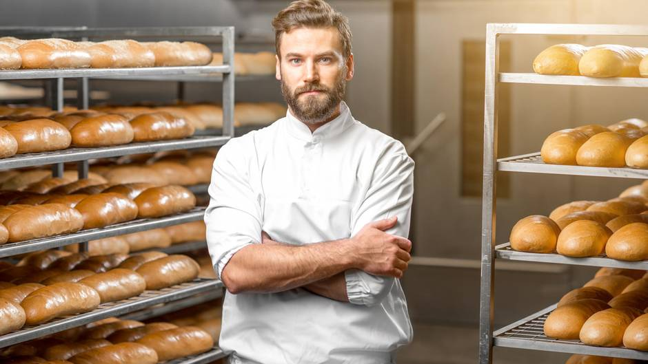 Viele Bäcker und Metzger geben auf