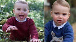 Prinz Louis wird 1 Jahr