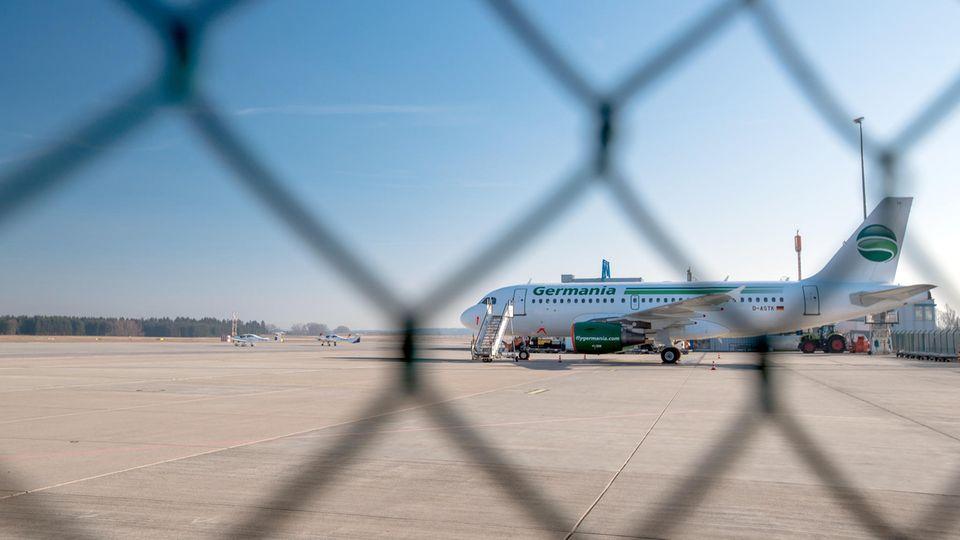 airport rostock-laage soll weltraumbahnhof werden