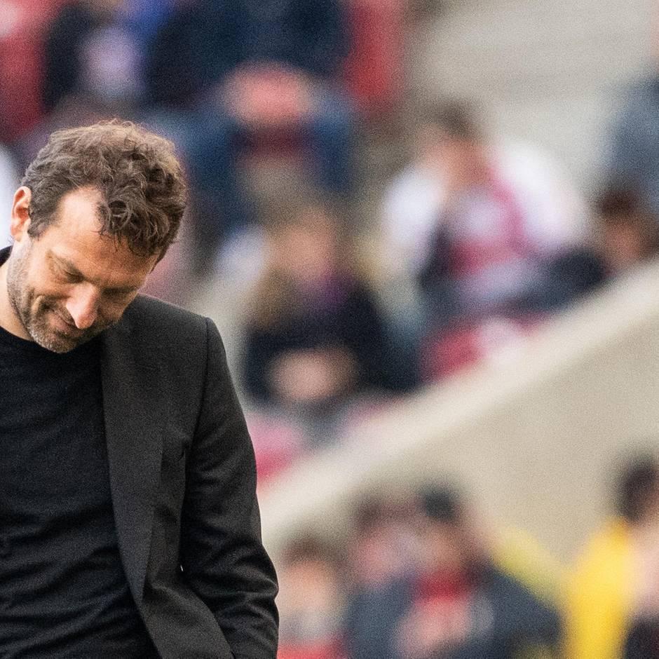Entlassung beim VfB Stuttgart: Wie Markus Weinzierl vom gefeierten Trainer zum Problemfall wurde - wie so viele andere auch