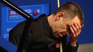 Der fünffache Weltmeister Ronnie O'Sullivan ist einer der erfolgreichsten Snooker-Profis aller Zeiten