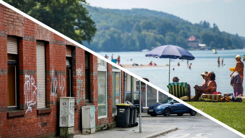 Wohlstandsgefälle: Gelsenkirchen und Starnberg