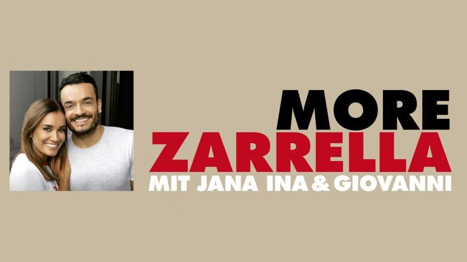 """Jana Ina Zarrella Giovanni Zarrella Podcast """"More Zarrella"""""""