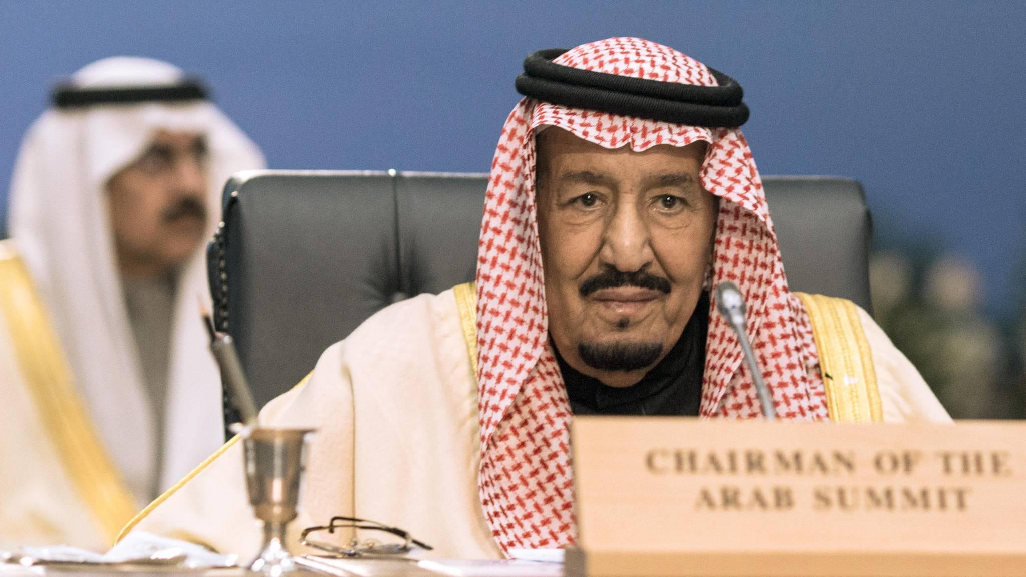 Saudi Arabien Die Methoden Der Hinrichtungen Schockieren Schon