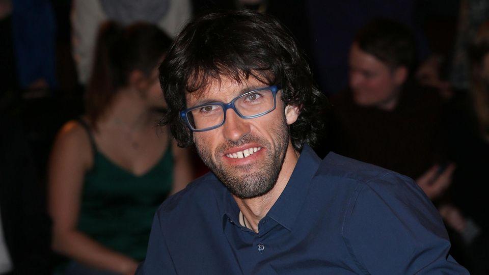 Bergsteiger Hansjörg Auer
