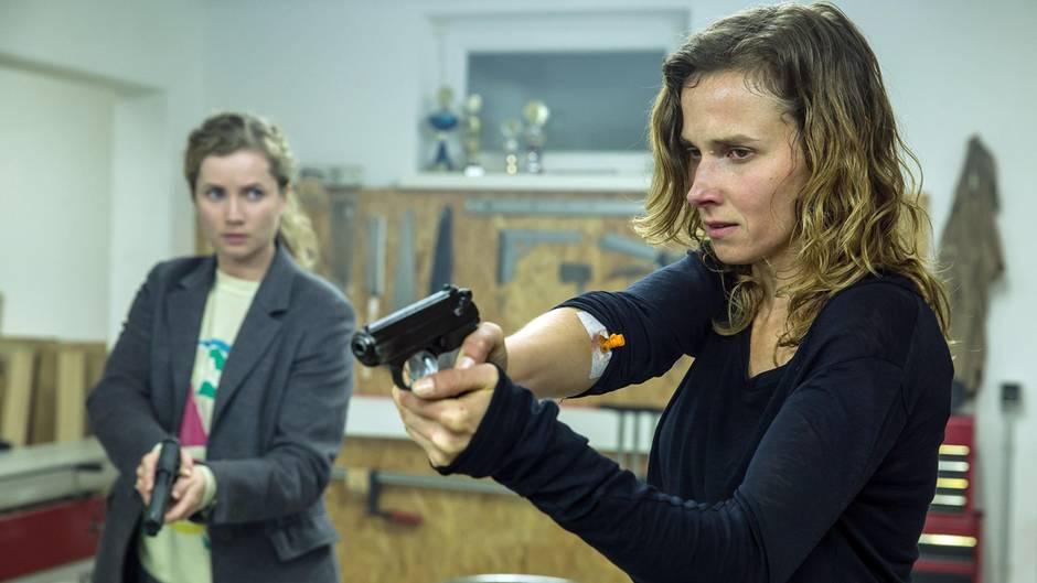 """Tatort: Das Nest"" aus Dresden"