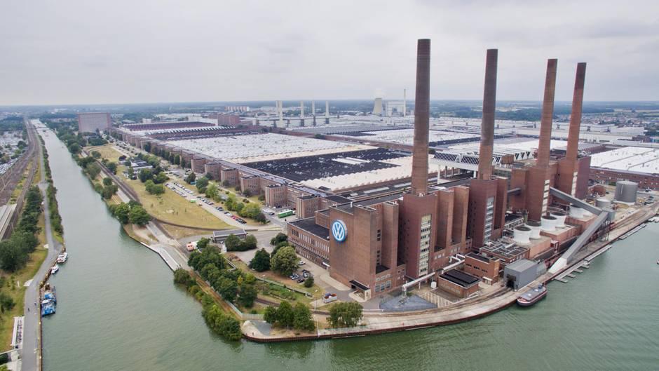VW Stammwerk in Wolfsburg