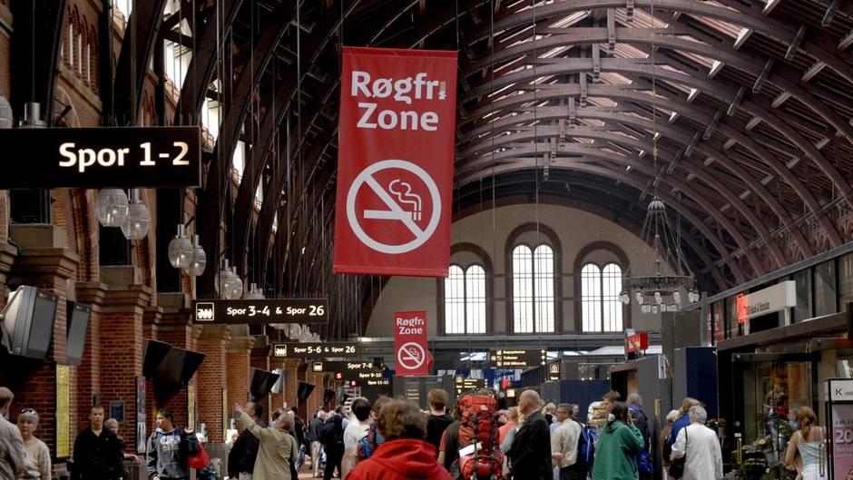 Rauchverbot Dänemark