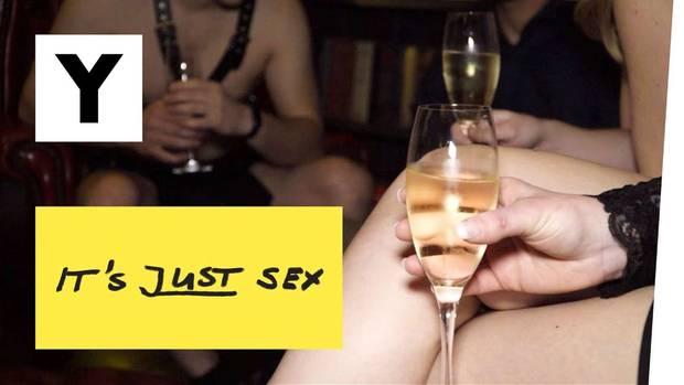 It's just sex - Sexpartys statt ewiger Treue