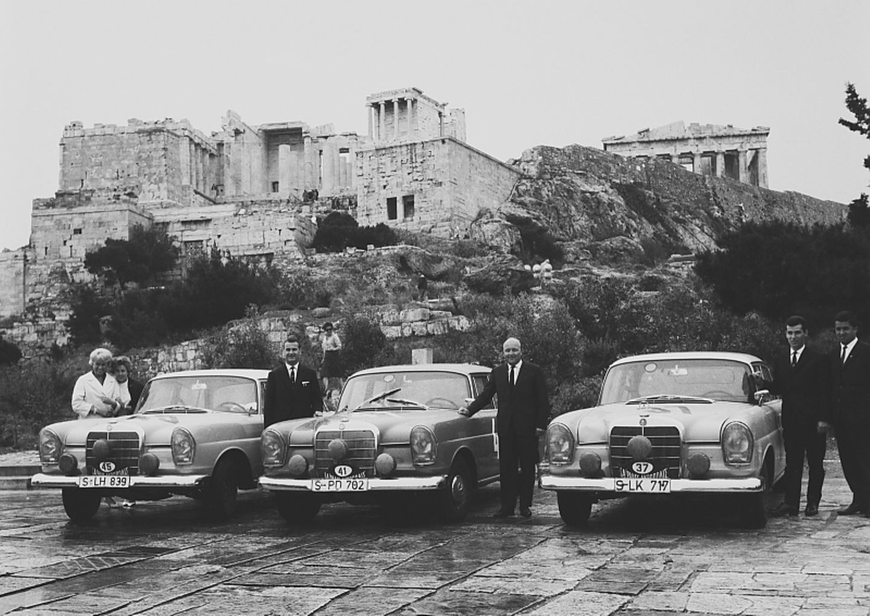 Mercedes 300 SE 220 SE - 1963