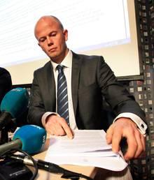 Anwalt Svein Holden