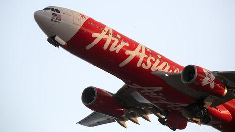 An Bord einer Maschine von Air Asia ist ein zwei Monate altes Mädchen gestorben