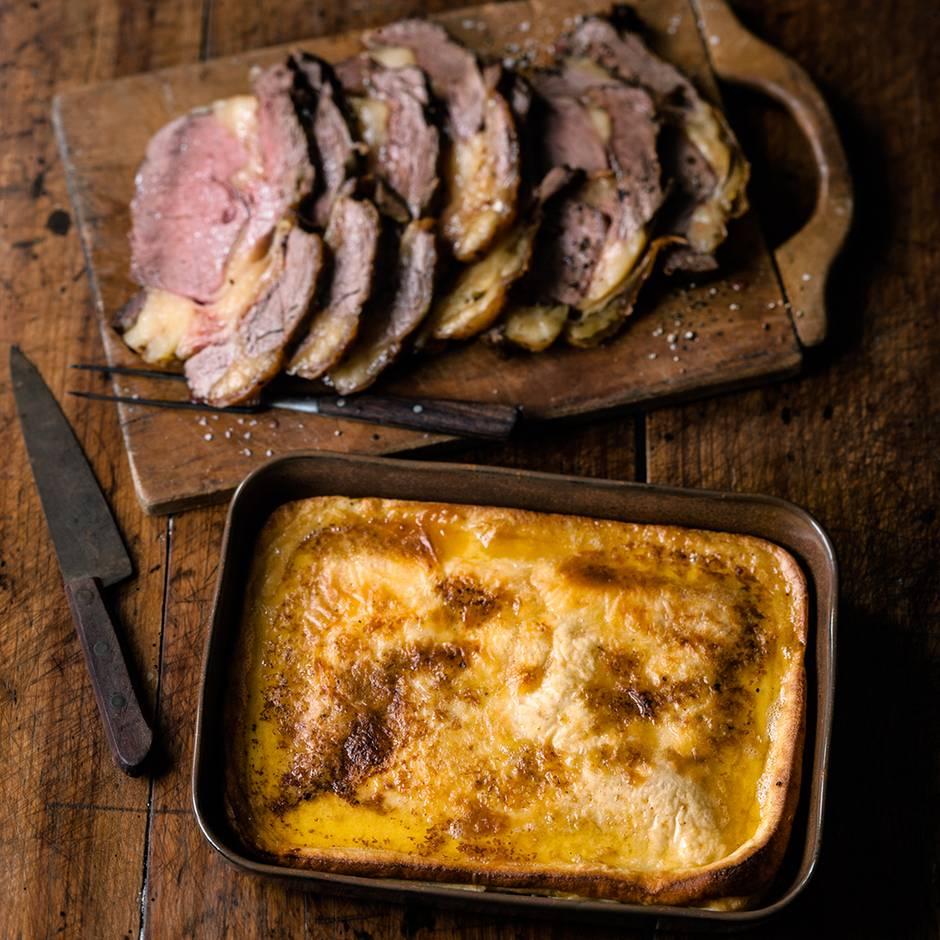 Yorkshire Pudding: Sie halten nicht viel von der britischen Küche? Hiernach ändern Sie Ihre Meinung