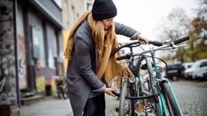 Der Fahrradklau ist allgegenwärtig, ohne gutes Schloss werden auch die ältesten Drahtesel geklaut-