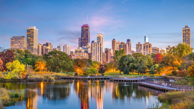 Chicago ist die einzige Stadt im Ranking, die nicht in einem Entwicklungsland liegt - und trotzdem zur Mega-Citywachsen wird. Vor allem bezahlbarer Wohnraum wird bis 2030 zum großen Problem.
