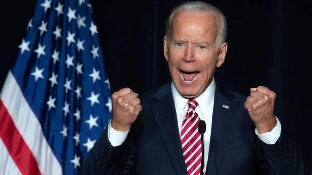 Joe Biden hat seine Präsidentschaftskandidatur 2020 angekündigt