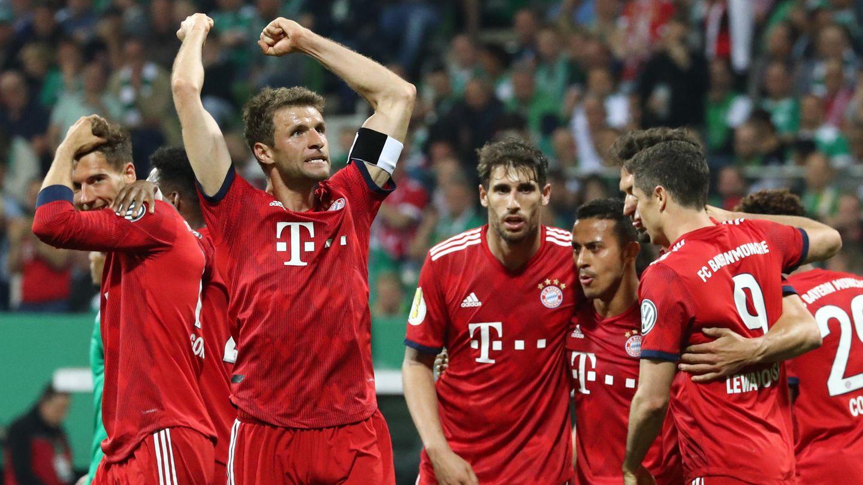 Pressing-General, Lückenreißer und Strafraumkiller: Thomas Müller glänzte gegen Werder