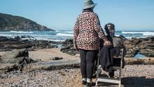 Zwei alte Frauen