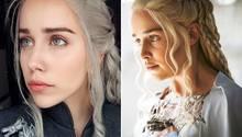 Game of Thrones: Italienerin sieht aus wie Emilia Clarke als Daenerys Targaryen