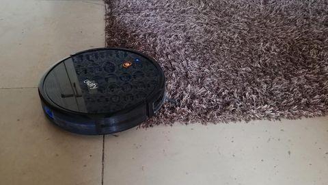 Keine Angst vor großen Teppichen