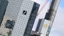 Bankenfusion Commerzbank und Deutsche Bank
