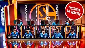 """League of Legends"": Leben und Training der Schalke 04- E-Sport-Profis"